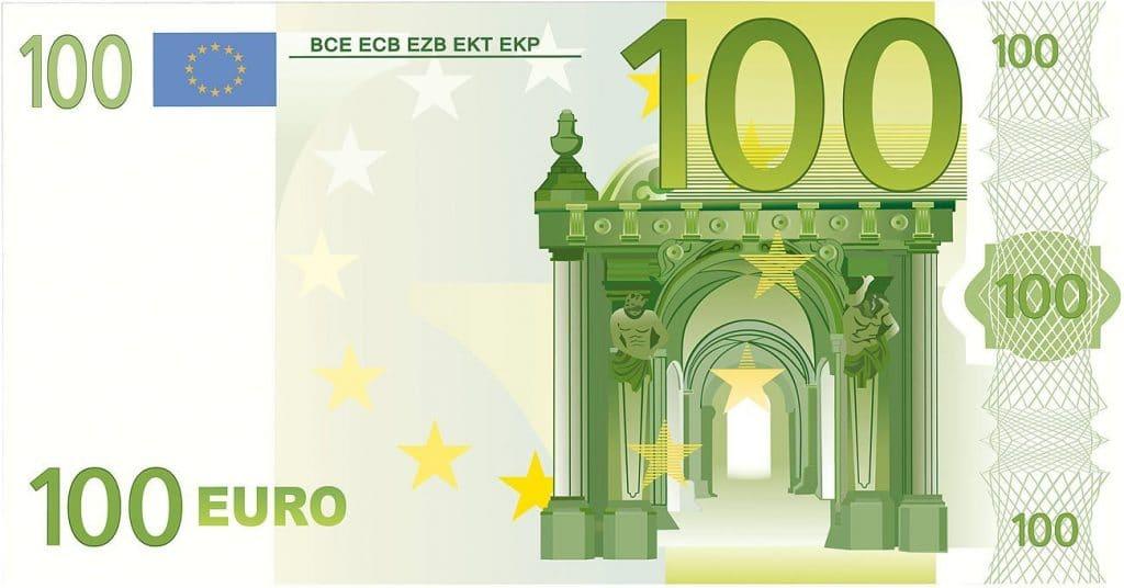 100 euro aandelen kopen
