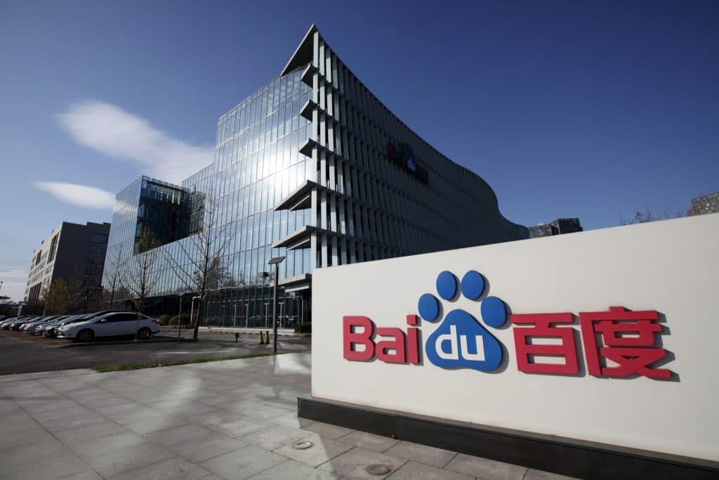 Beleggen in Baidu