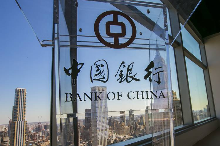Bank of China beleggen