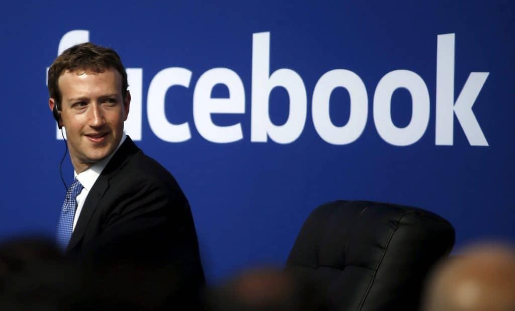 Beleggen in Facebook