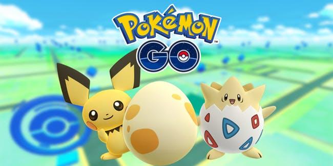 Beleggen in Pokemon Go