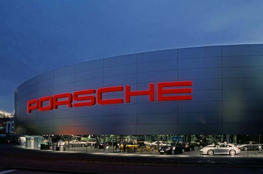 Beleggen in Porsche