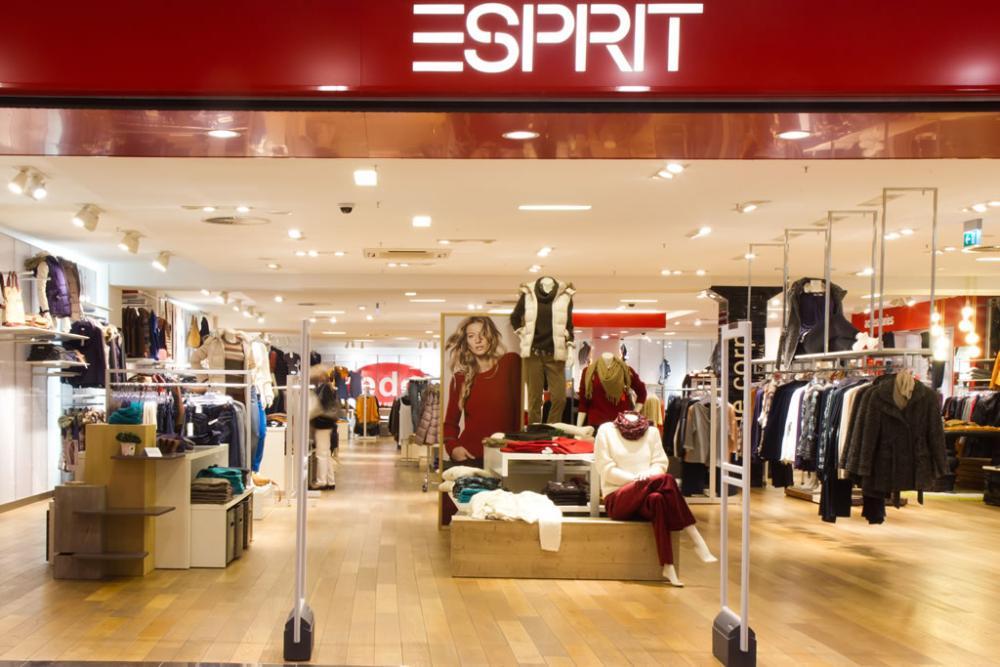 Esprit aandelen