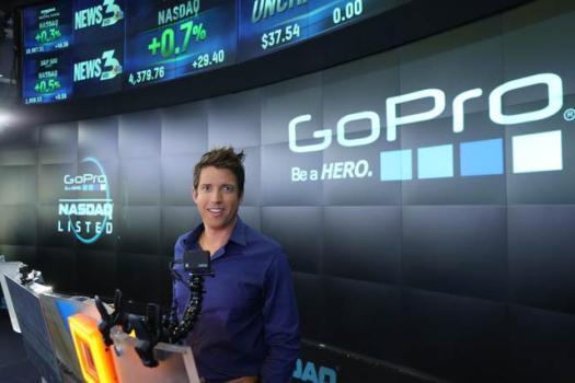 Gopro aandelen kopen