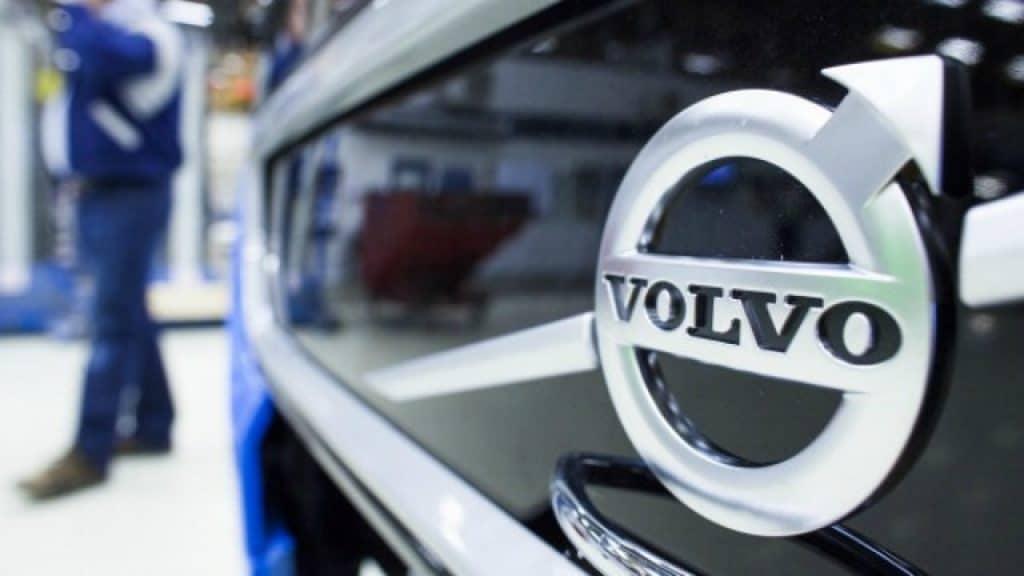 Volvo aandelen kopen